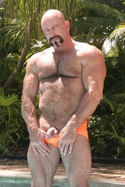 Gay Bear Damien Vincetti